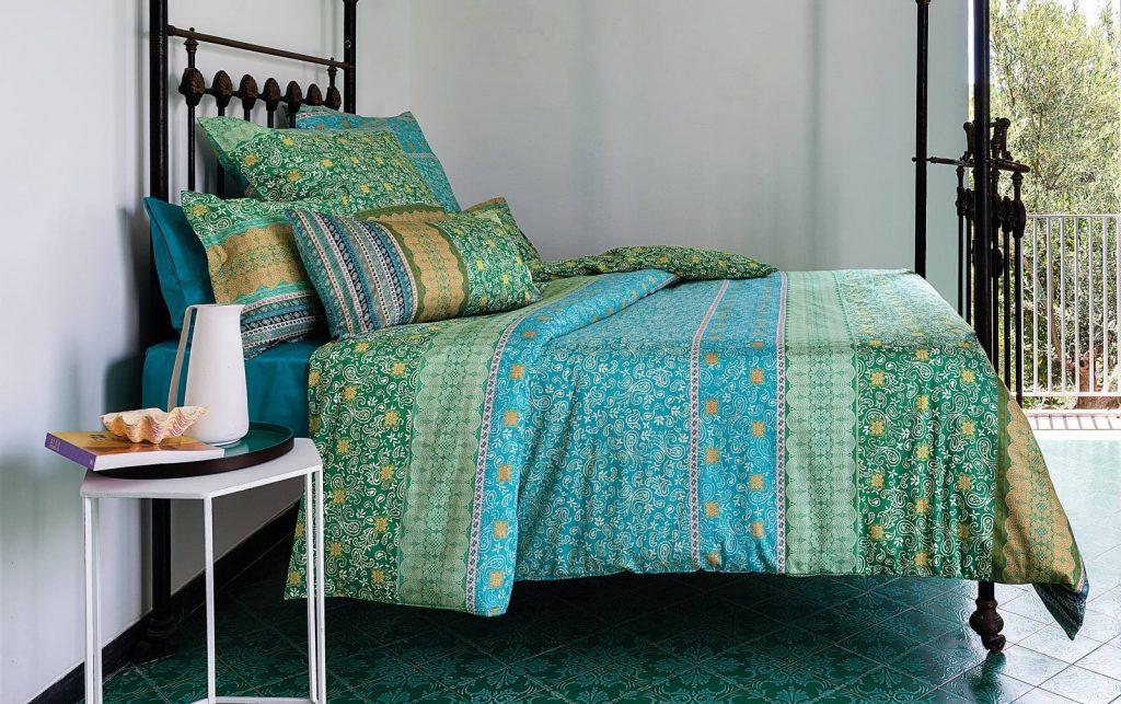 Bassetti Aktion: Zu jeder Bettwäsche ein Spannlaken geschenkt!